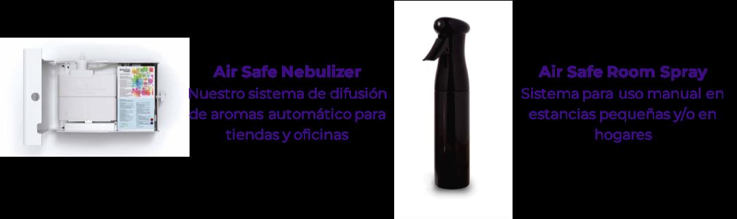 Aroma Xperience Altabox Nebulizador Air Safe