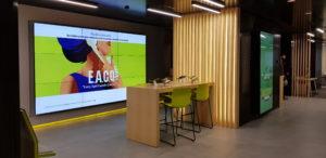 soluciones digital signage, LED, videowall