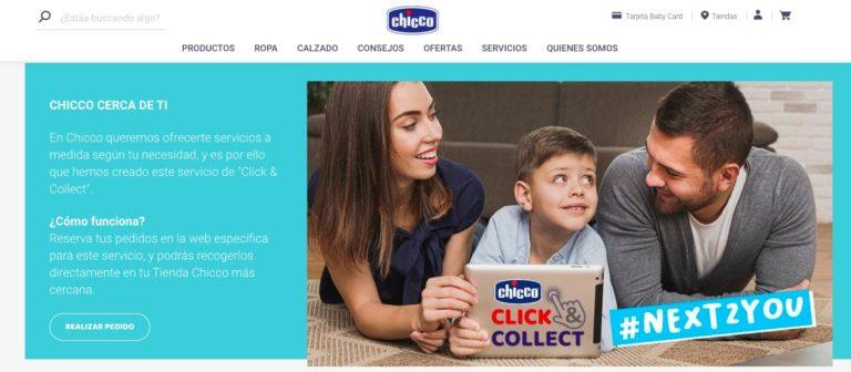 Chicco Click&Collect Altabox Econocom Retail