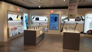 Xiaomi Digital Signage Store Altabox | Econocom