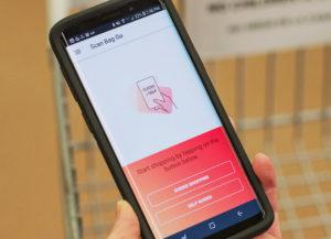 App de Kroger y Microsoft para optimizar la experiencia de compra